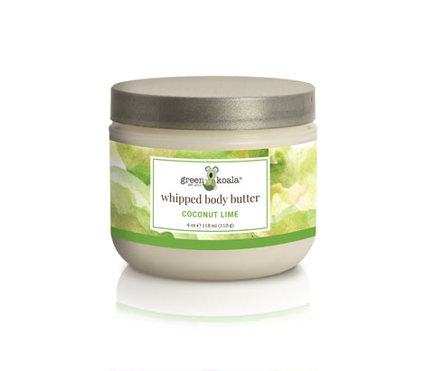 Green Koala Organic Coconut Lime Body Butter