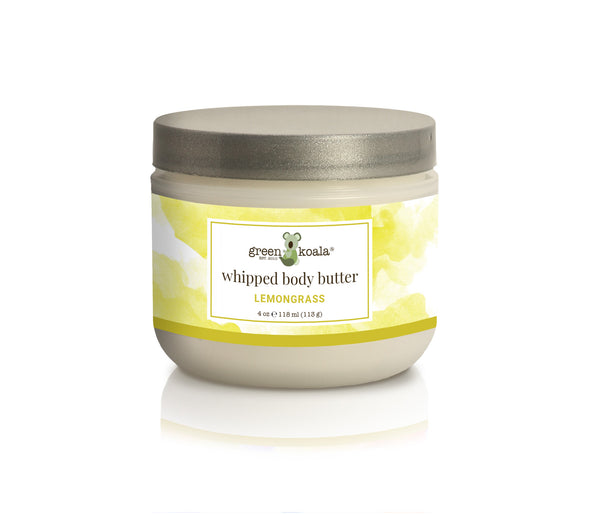 Green Koala Organic Lemongrass Body Butter
