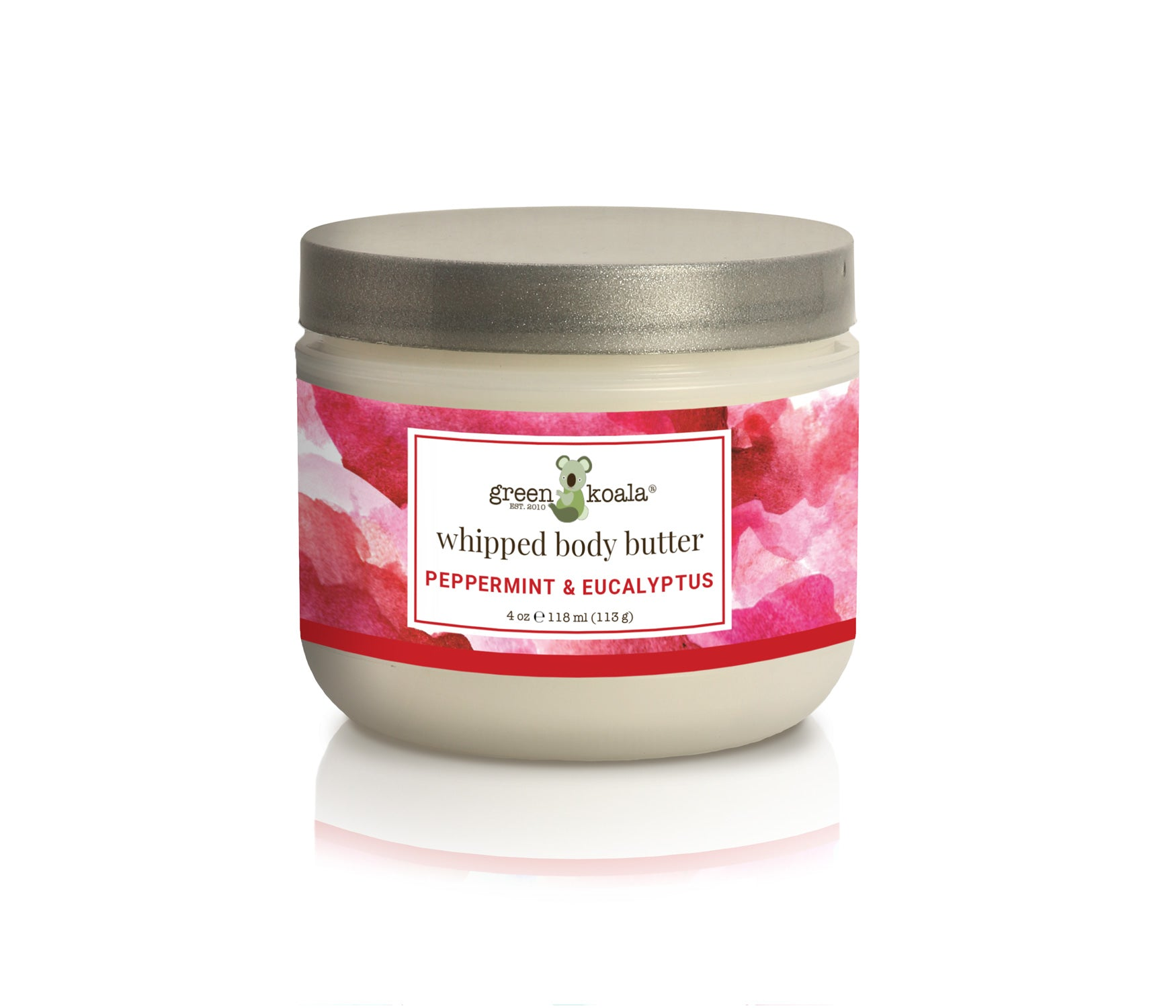 Green Koala Organic Peppermint & Eucalyptus Body Butter