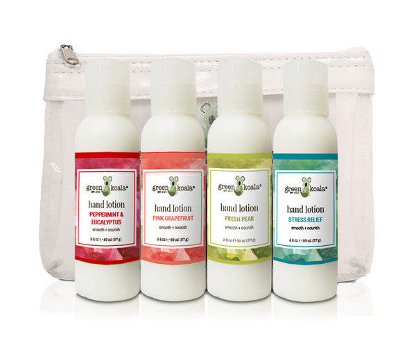 Green Koala Organic Hand Lotion Gift Set