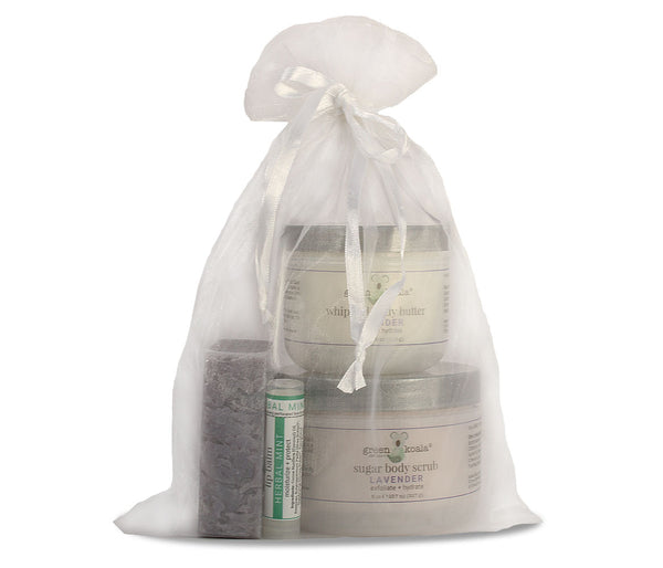 Green Koala Organic Lavender Body Care Gift Set