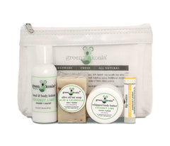 Organic Tropical Body Care Travel Gift Set