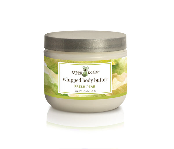 Organic Fresh Pear Body Butter