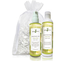 Fresh Pear Natural Body Lotion