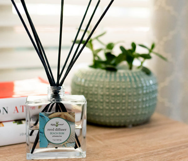 Beach Bum Reed Diffuser