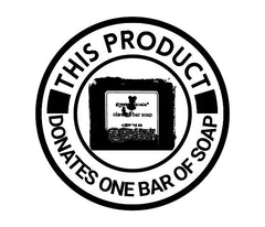 Each 3 pack of soap purchased donates one bar of soap to the Marshfield or Pembroke Food Pantry