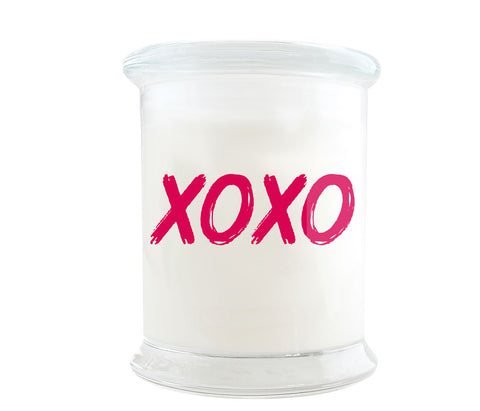 XOXO Valentine's Eco-Luxury Candle