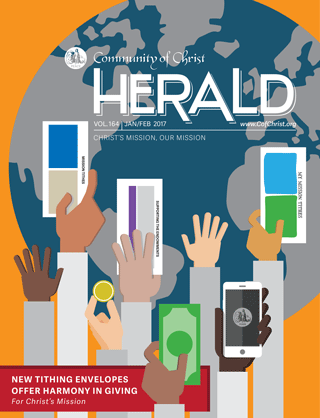 Herald Magazine: Annual Subscription for OTHER THAN USA & Canada