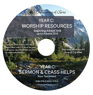 Worship Resources and Sermon & Class Helps 2018-19 (CD-ROM)