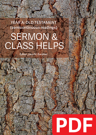 Sermon & Class Helps Year A: Old Testament 2019-20 (PDF Download)