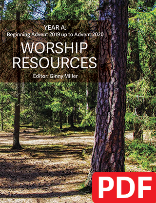 Worship Resources Year A: 2019-20 (PDF Download)