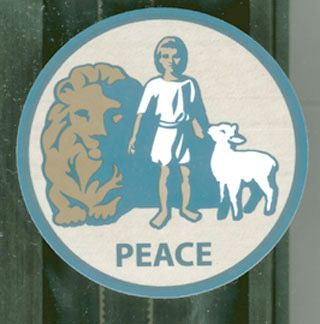 Sticker - Peace Seal