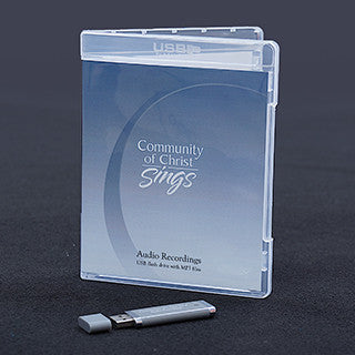 Community of Christ Sings - Audio Recordings