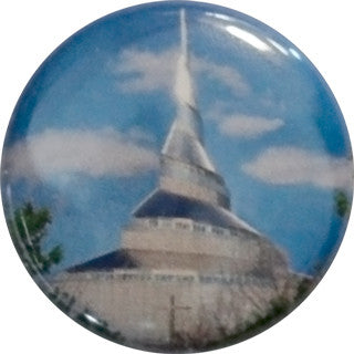 Lapel Pin - Temple Spring