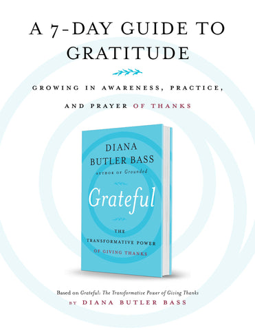 A 7-Day Guide to Gratitude (PDF Download)