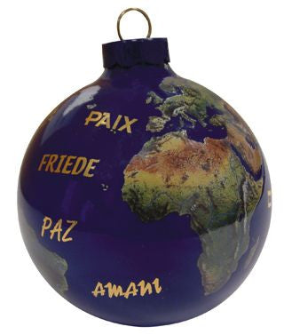 Ornament - Peace Around the World