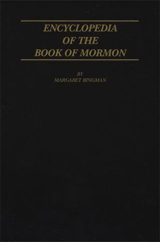 Encyclopedia of the Book of Mormon