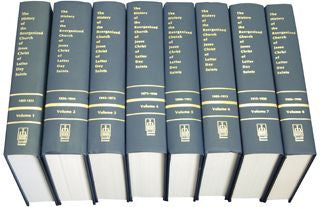 The History of the Reorganized Church of Jesus Christ of Latter Day Saints - 8 Volume Set