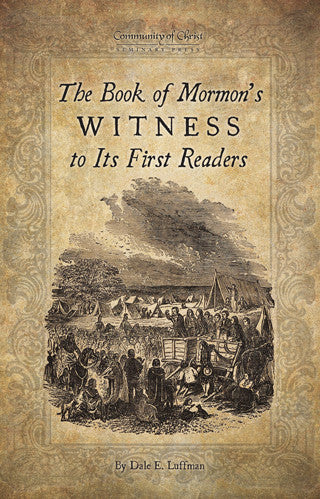 """an analysis of the chief witnesses in the books of mormons A careful analysis of 3 nephi reveals that it can be seen as a  led to the chief market"""" is actually both  than the eleven official witnesses."""