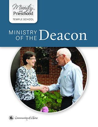 TS-MP302 Ministry of the Deacon