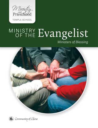 TS-MP308 Ministry of the Evangelist