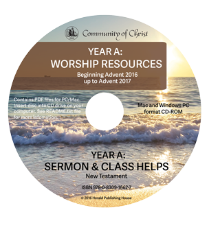 Worship Resources and Sermon & Class Helps 2017 (CD-ROM)