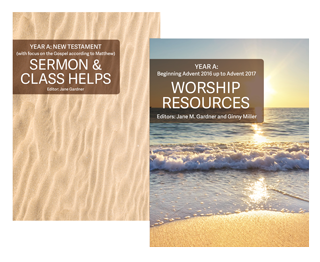 Worship Resources and Sermon & Class Helps 2017 (Books)