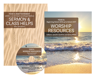 Worship Resources and Sermon & Class Helps 2017 (Books + CD-ROM)