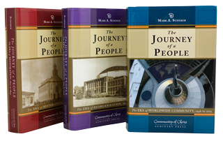 The Journey of a People - Set of 3