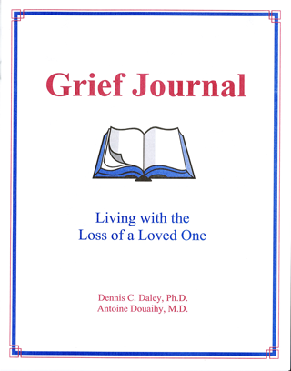 Grief Journal: Living with the Loss of a Loved One