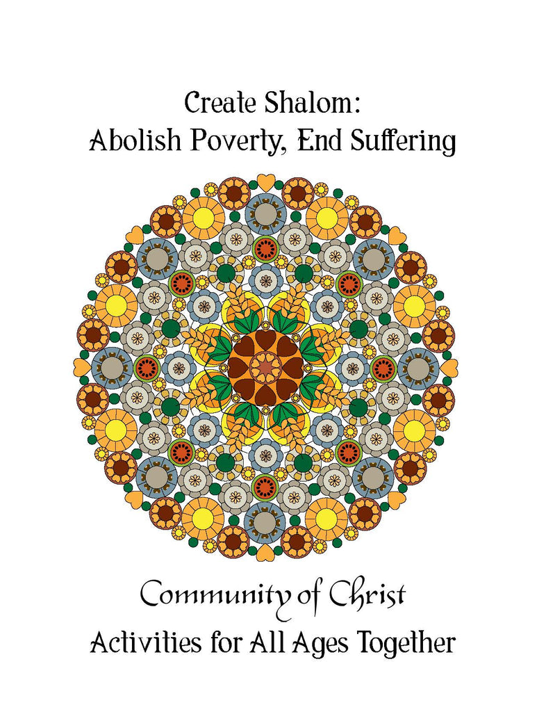 Create Shalom: Lessons for All Ages Together (PDF Download)
