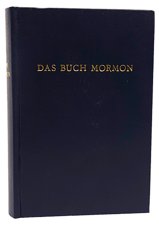 Das Buch Mormon (Book of Mormon German)