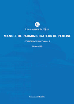 Manuel de l'Administrateur de l'Eglise (PDF Download)