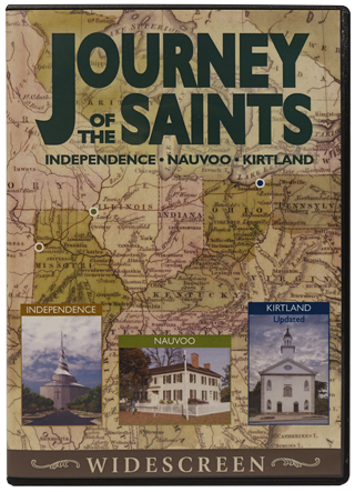 Journey of the Saints - DVD