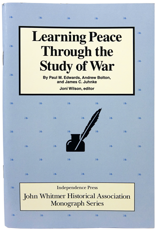 Learning Peace Through the Study of War