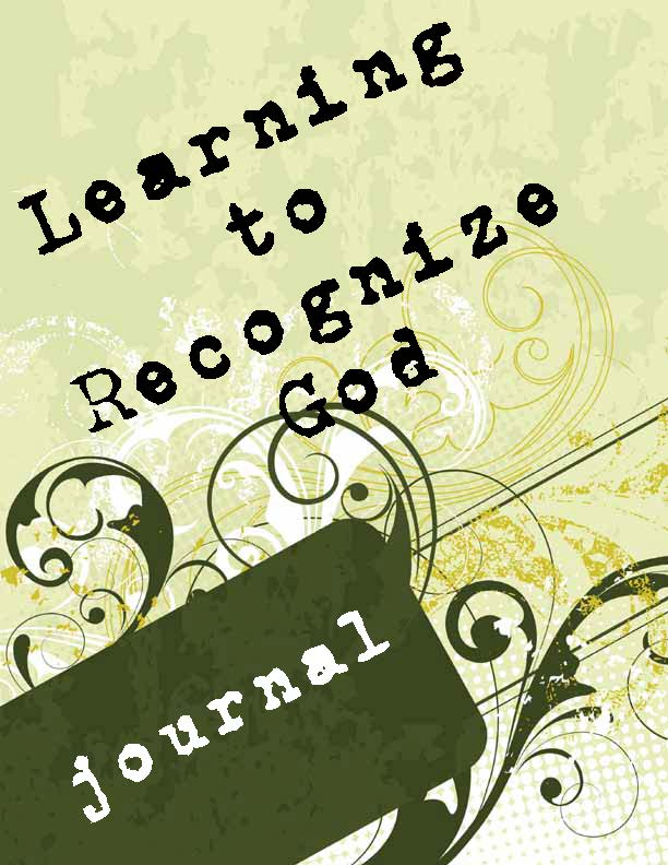 Learning to Recognize God (PDF Download)