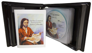 The New Testament: Inspired Version - Audio CD