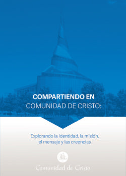 Compartiendo en la Comunidad de Cristo (PDF Download)