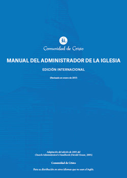 Manual del Administrador de la Iglesia (PDF Download)