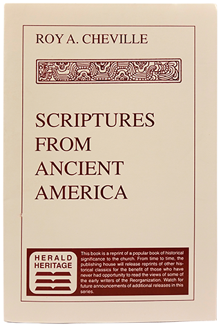 Scriptures From Ancient America