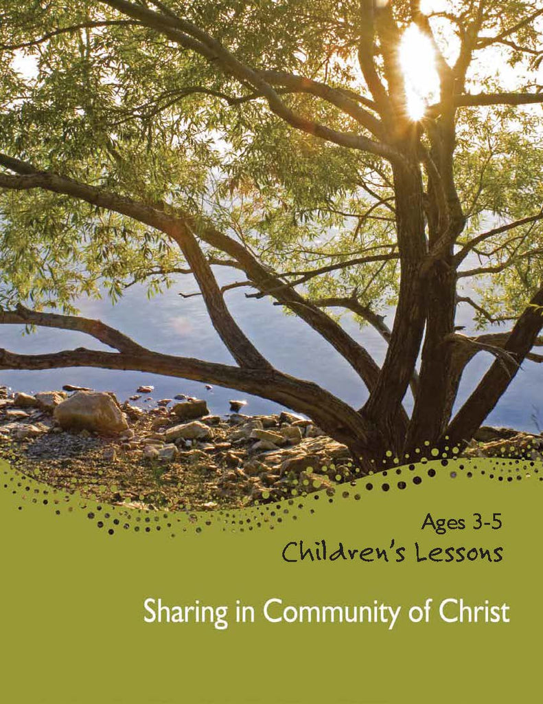 Sharing in Community of Christ: Lessons for Young Children (PDF Download)