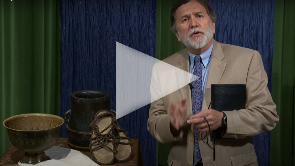 "Witness the Word: The Four ""R's"" of Communion (mp4 Video Download)"