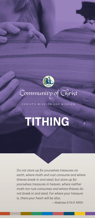 Tithing - Brochure