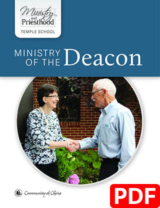TS-MP302 Ministry of the Deacon (PDF download)