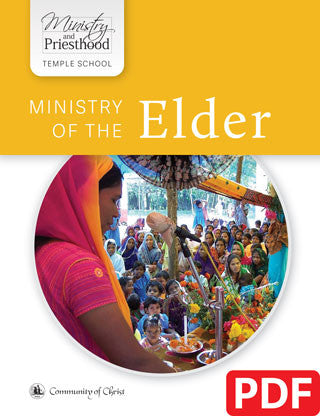 TS-MP305 Ministry of the Elder (PDF download)