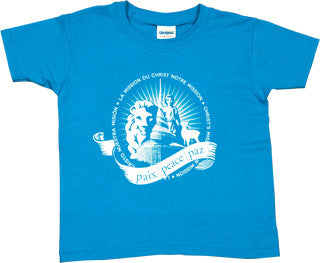 T-shirt - Peace Seal (Youth)