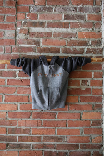 Toddler Zip-Up Sweatshirt