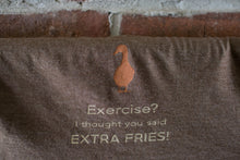 """Exercise"" T-shirt"