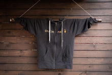 Mid Weight Zip Up Hoodie