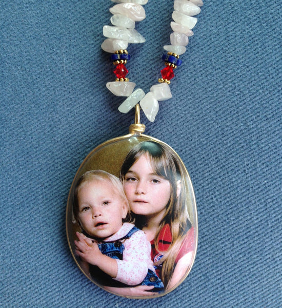 Custom - Large Size with Necklace